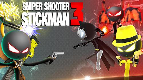 Sniper shooter stickman 3: Fury Screenshot