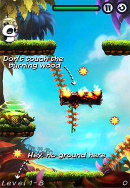 Alex Panda HD pour iPhone gratuitement