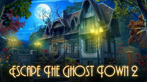 Escape the ghost town 2 Screenshot