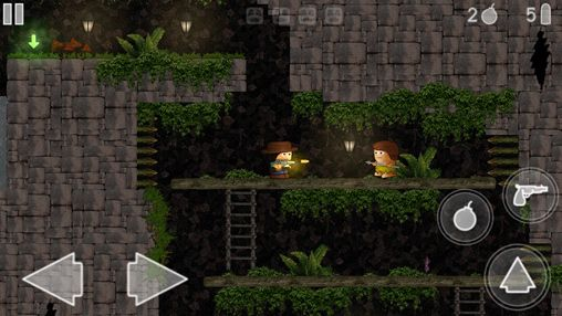 Komplett saubere Version Alex: Mysterien der Maya ohne Mods Shooter