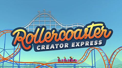 Иконка Rollercoaster creator express
