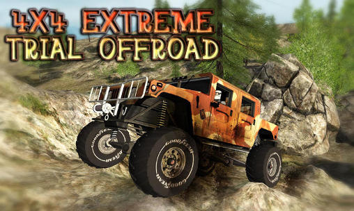 4x4 extreme trial offroad Screenshot