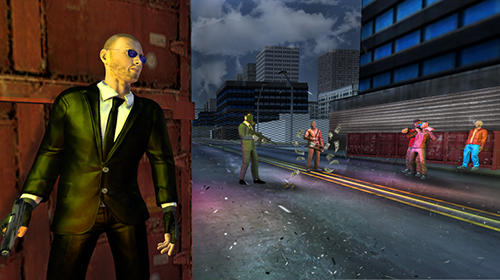 Stealth agent gangster mission für Android