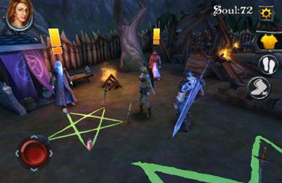 Screenshot Blade of Darkness on iPhone