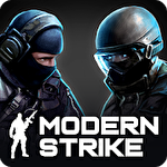 Modern strike online icône