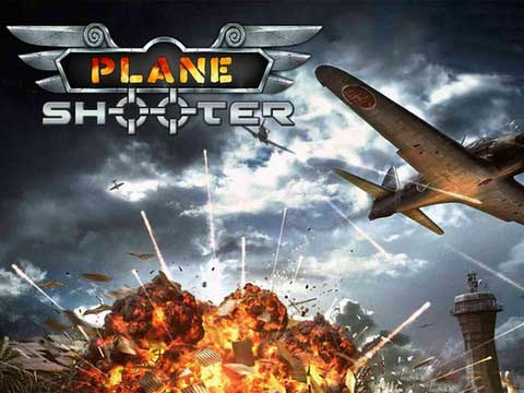 Plane shooter 3D: War game capturas de pantalla