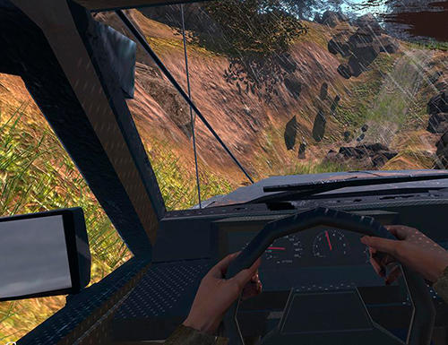 Revolution offroad for Android