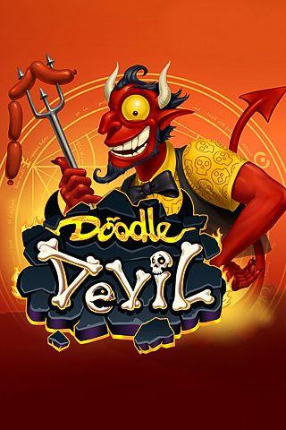 logo Doodle Teufel
