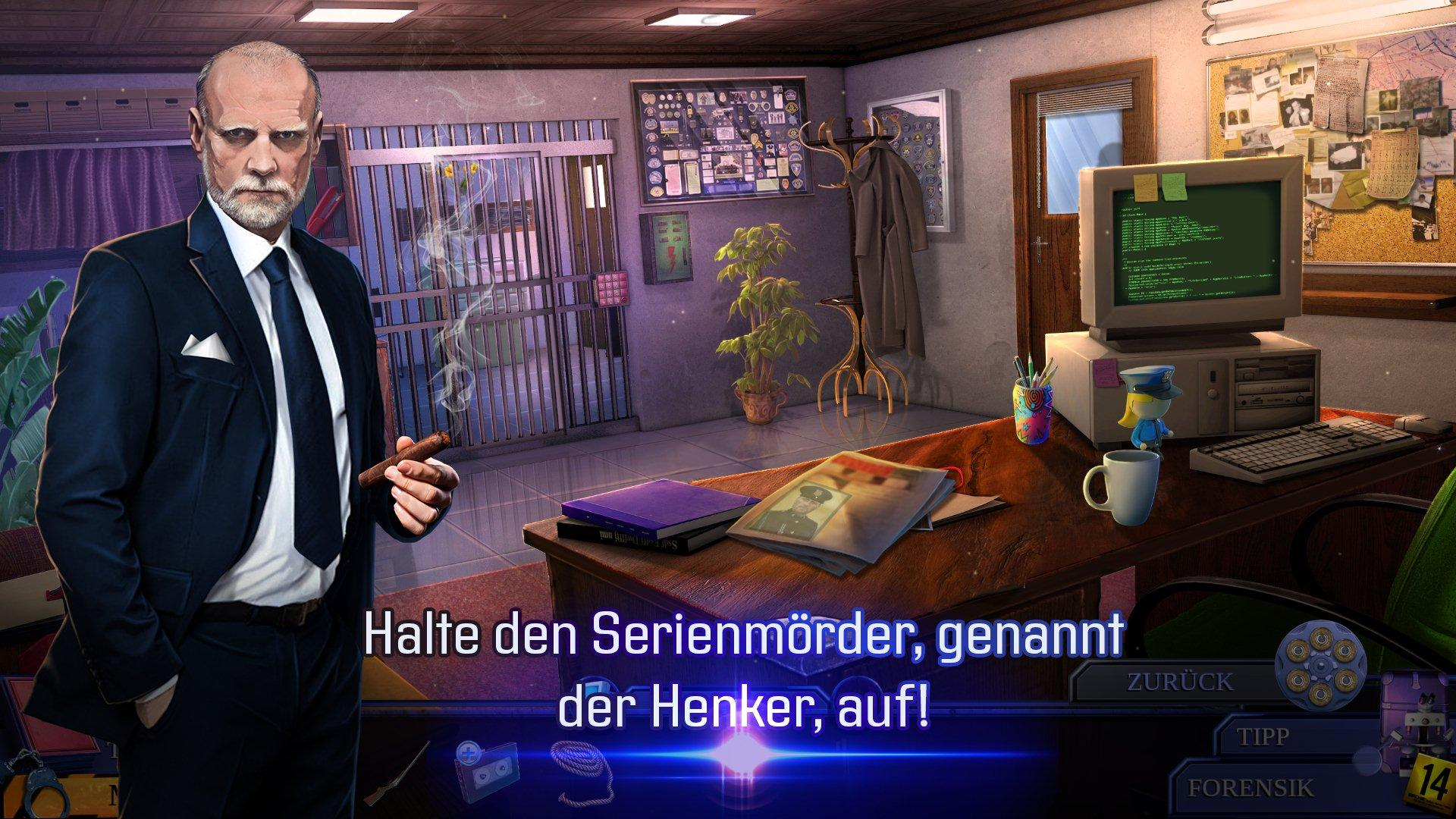 Ghost Files 2: Memory of a Crime screenshot 1