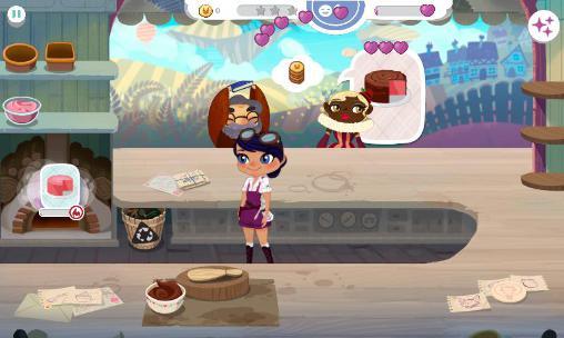 Arcade-Spiele Bakery blitz: Cooking game für das Smartphone