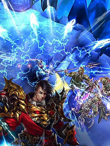 Knight wars: The last knight für Android