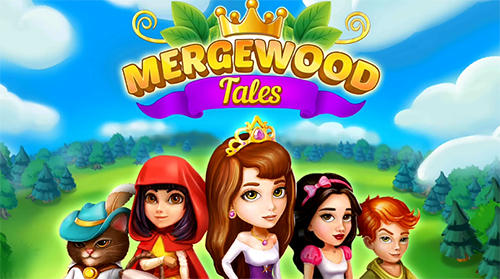 Mergewood tales: Merge and match fairy tale puzzles Screenshot