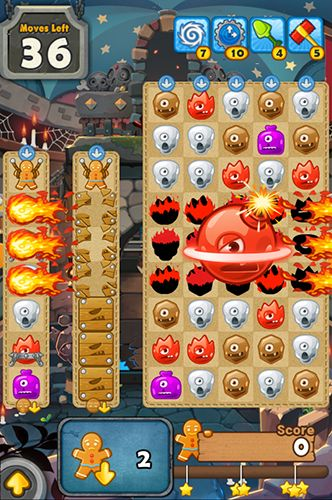 Monster busters para Android