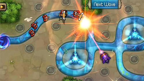 Tower defense: Galaxy legend für Android
