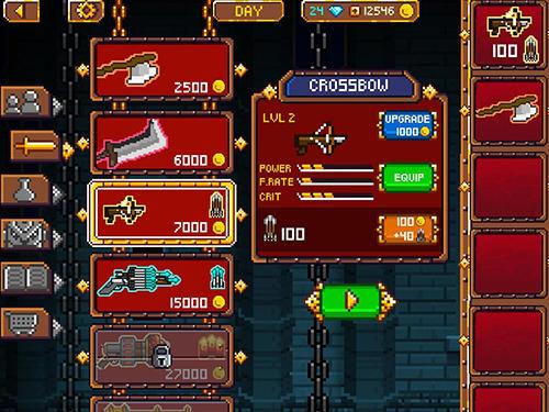 Скриншот Dracula, Frankenstein and Co vs the villagers на андроид