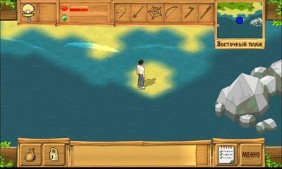 The Island: Castaway captura de pantalla 1
