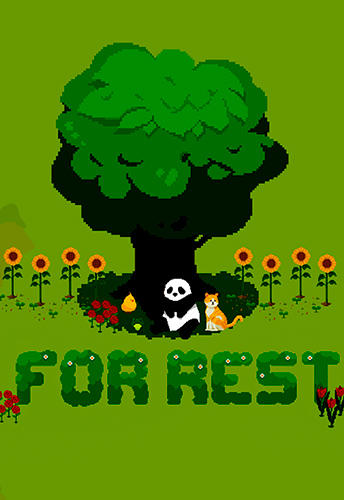 For rest: Healing in forest screenshot 1