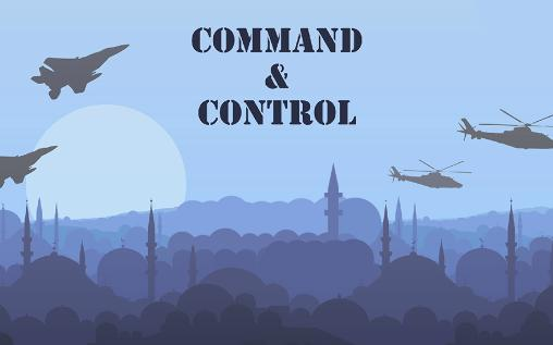 Command and control captura de tela 1