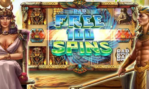 Free 100 spins: Casino Screenshot