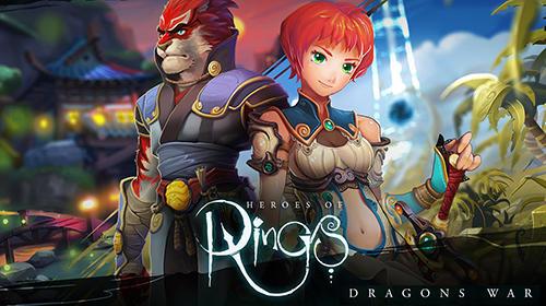Heroes of rings: Dragons war Screenshot