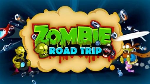 logo Viaje por la carretera de zombie