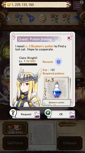 Potion maker für Android