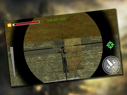 Sniper killer: Revenge in crime city for iPhone