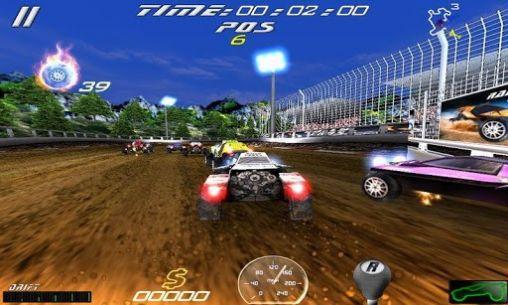 Racing games Rally cross: Ultimate for smartphone