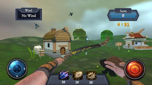 Bird hunter for Android