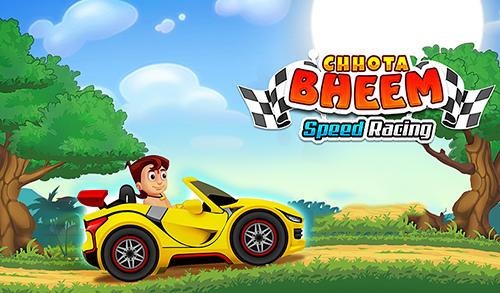 Chhota Bheem speed racing screenshot 1