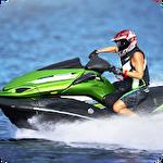 Иконка Jetski water racing: Riptide X