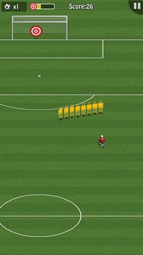 Soccer: Top scorer 2 auf Deutsch