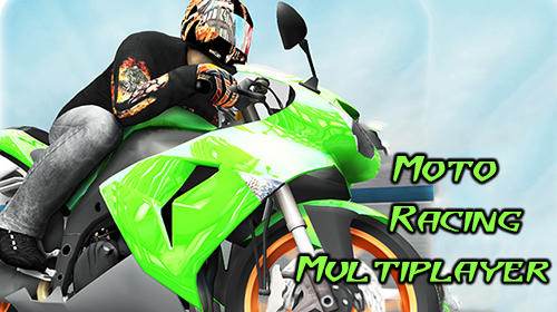 Moto racing: Multiplayer Screenshot