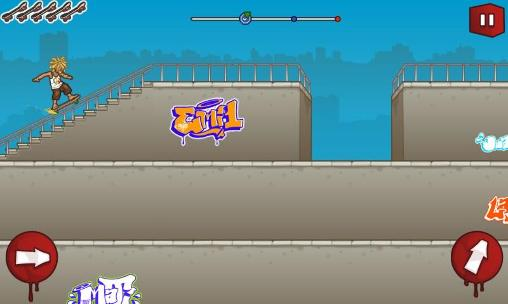 Skater: Freestyle для Android