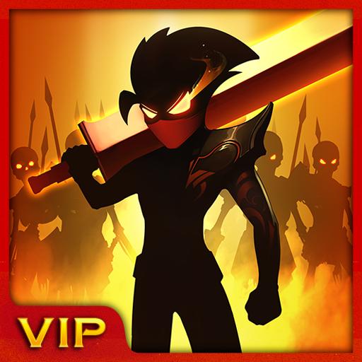 Stickman Legends: Shadow War Offline Fighting Game icono