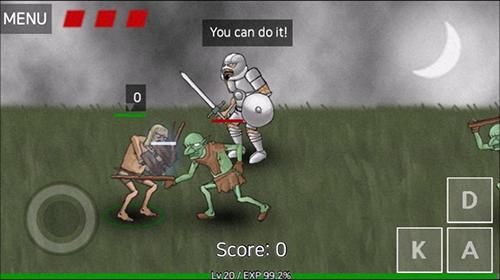 Necromancer story para Android