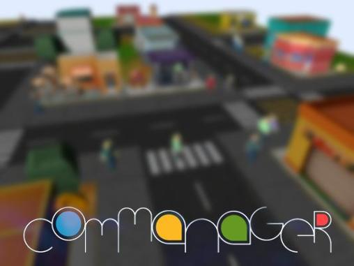 Commanager HD: City Screenshot