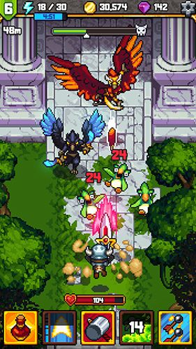 Dash Quest 2 für iPhone