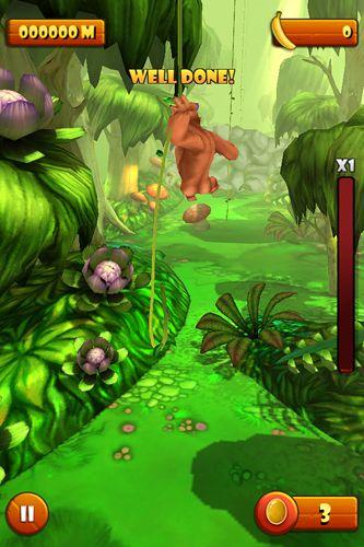Arcade-Spiele: Lade Ms. Kong auf dein Handy herunter