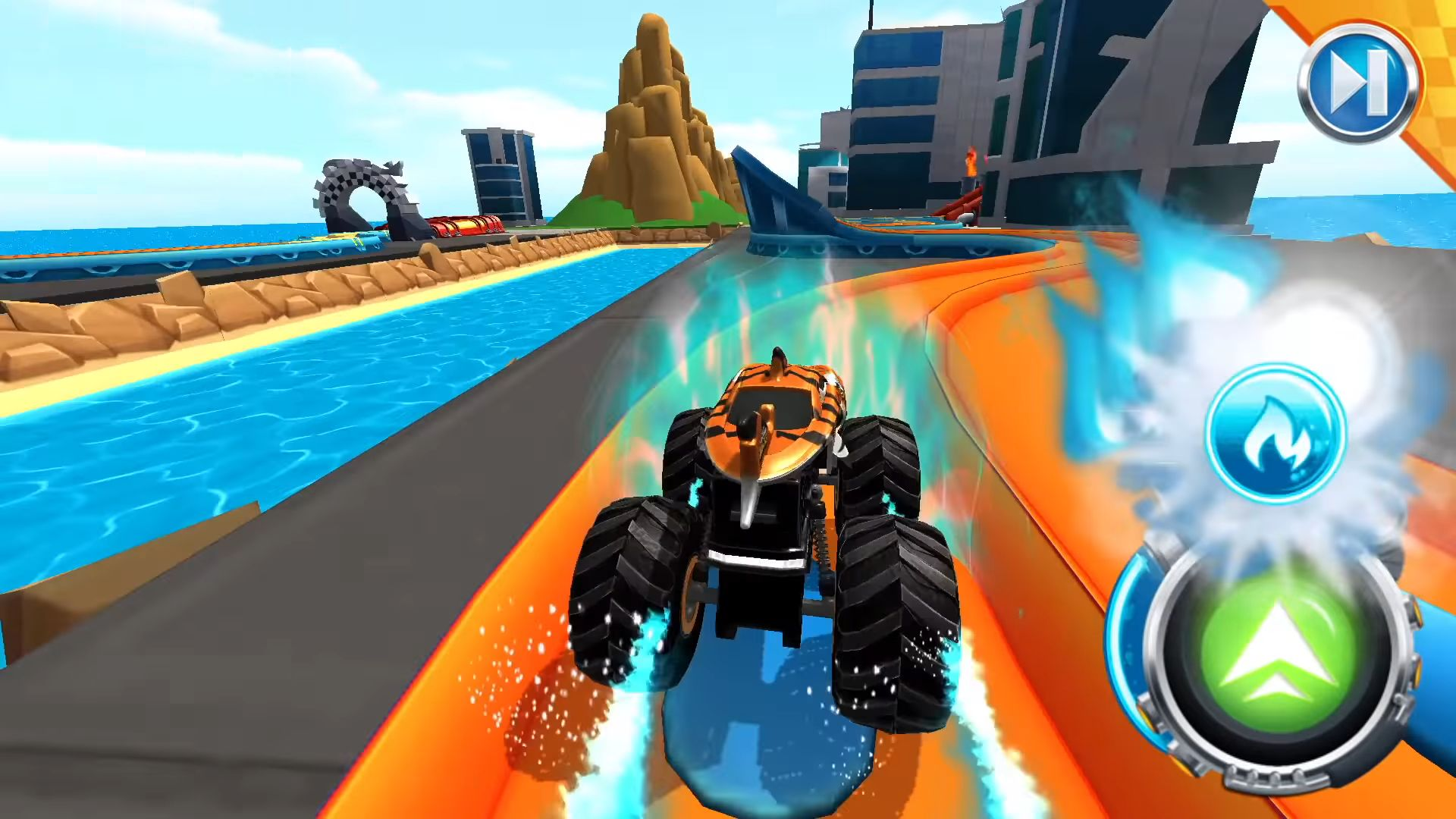 Hot Wheels Unlimited screenshot 1