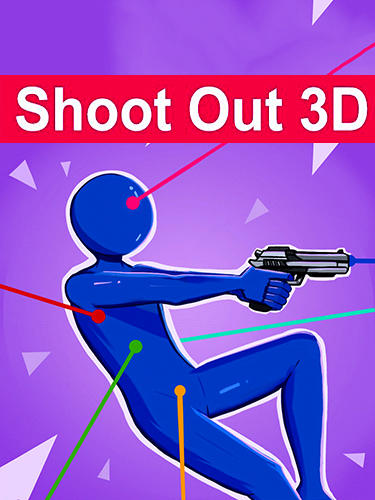 Shootout 3D captura de pantalla 1