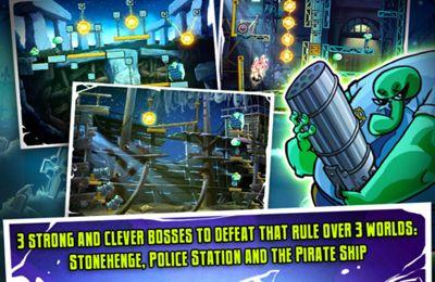 Arcade-Spiele: Lade Zombie-Oma auf dein Handy herunter