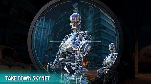 Terminator genèse: Gardien pour iPhone gratuitement
