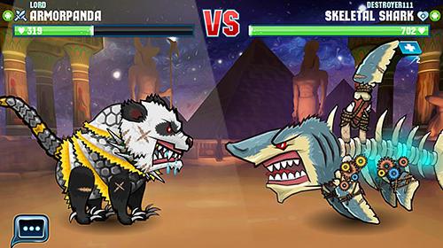 Mutant fighting arena скриншот 1