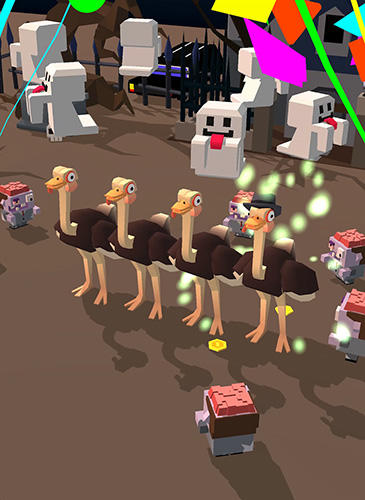 Ostrich among us für Android