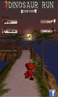 Dinosaur Run – Race Master für Android