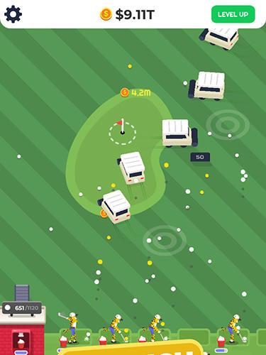 Golf Inc. tycoon für Android