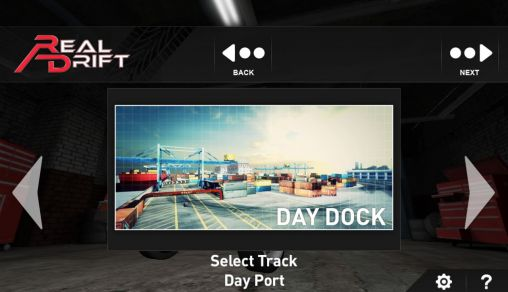 Real drift screenshot 1