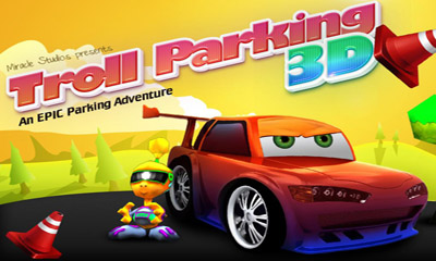 Troll Parking 3D Screenshot
