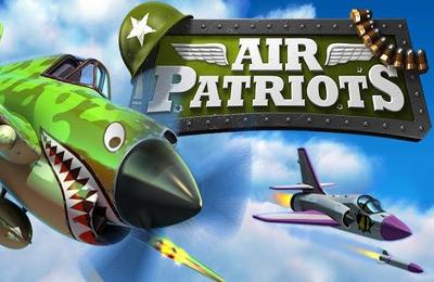 logo Patrioten der Luft